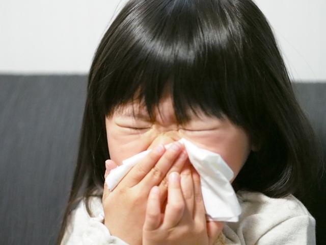 子どもの副鼻腔炎